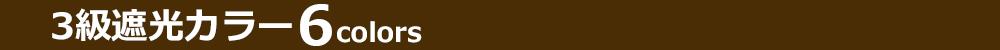立川機工ロールスクリーン 3級遮光ウォッシャブルタイプ