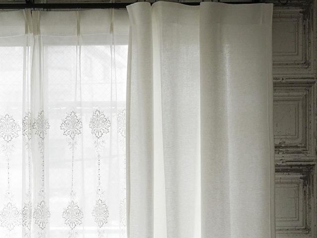 Flat curtain