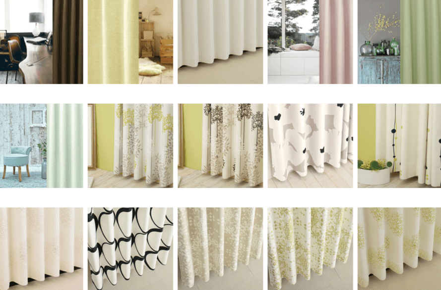 Nordic celebrity curtain
