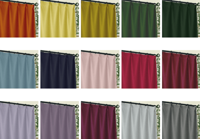 Nordic select curtain